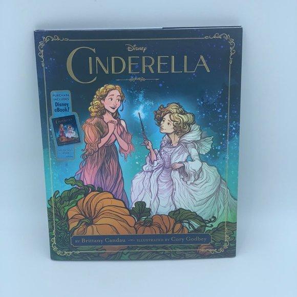 Disney Cinderella Picture Hardcover Book